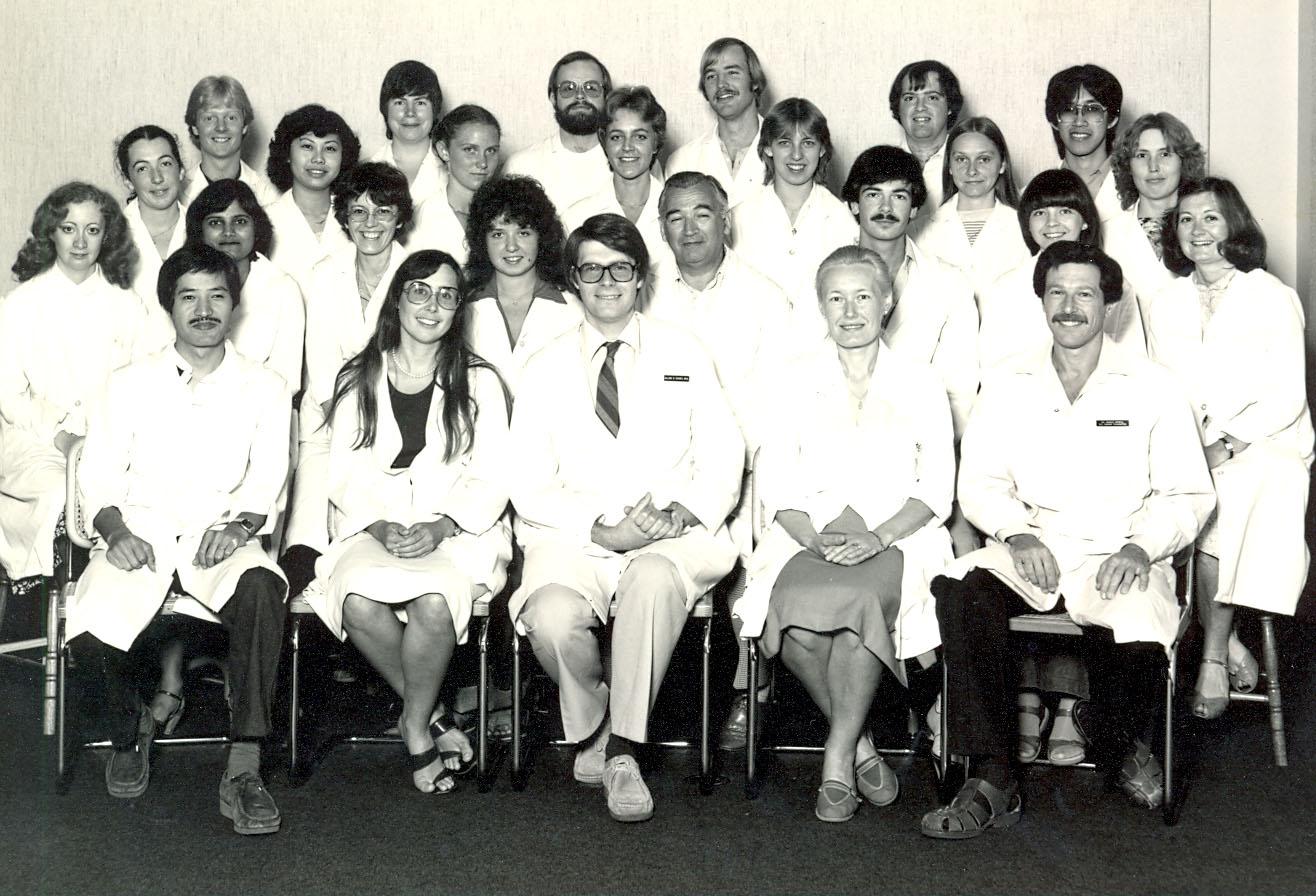 Terry Fox Lab, 1982